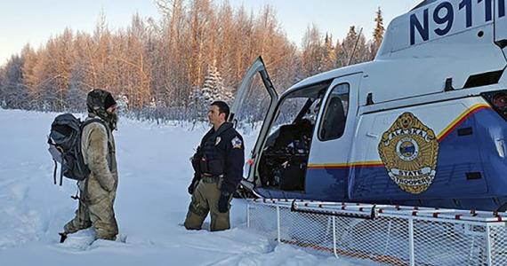 Alaska Hombre