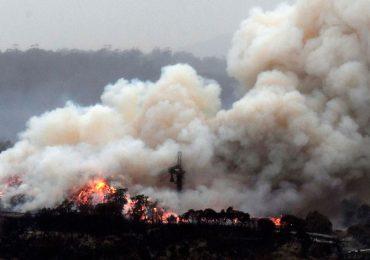 Incendios Australia Chile Argentina