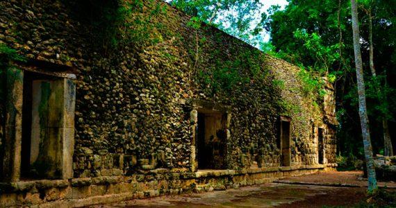 Palacio Maya Yuactán
