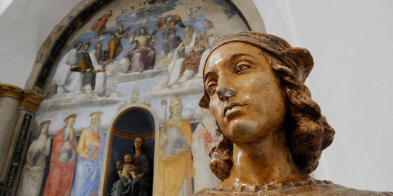 Rafael Italia gran exposición