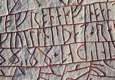 Piedra de Rök Vikingos