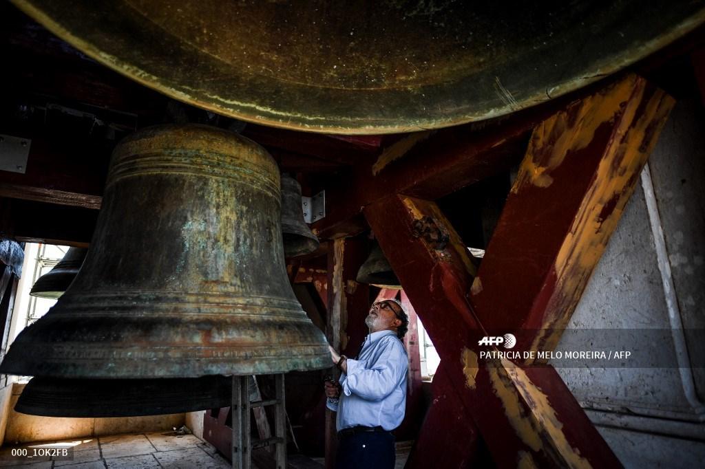 campanas de la basílica Mafra