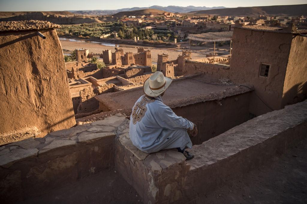 Ait bin Hadu Marruecos