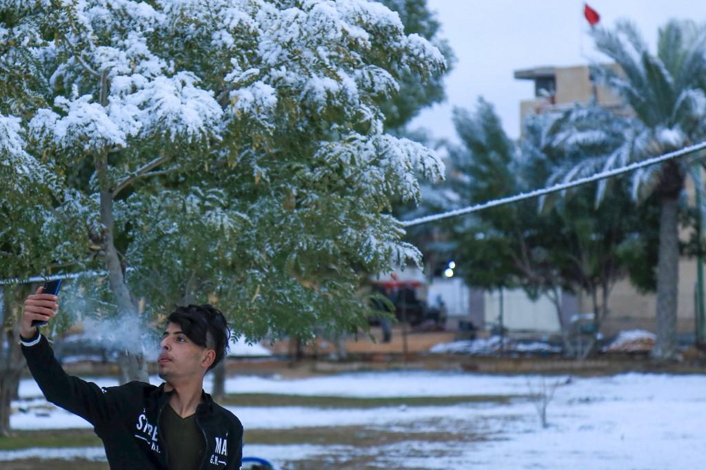 Bagdad nieve