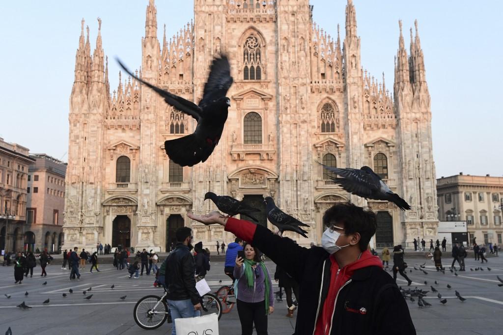 Milán Francia