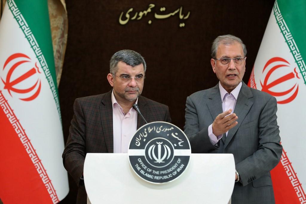 Iran conferencia coronavirus