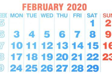 capicúa Febrero 2020