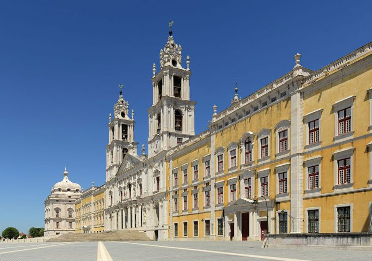 Marfa Basílica campanas