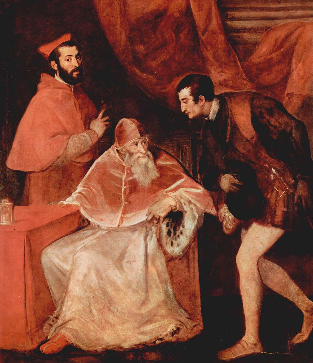 Paulo III 29 de febrero
