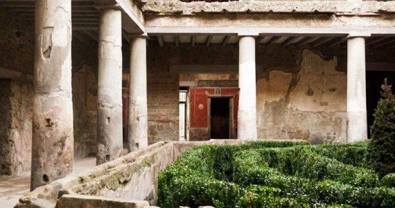 Pompeya casas residencia