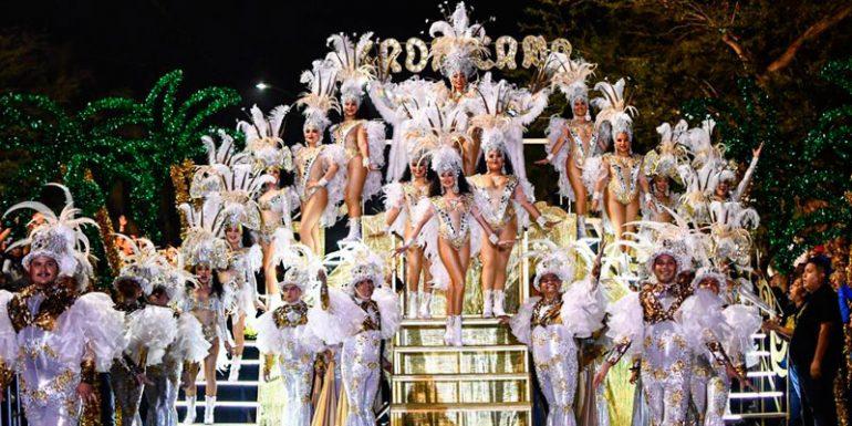 carnavales México