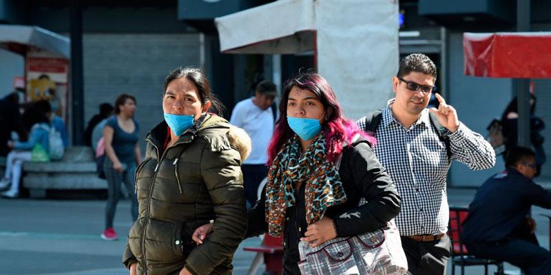 coronavirus Ciudad de México
