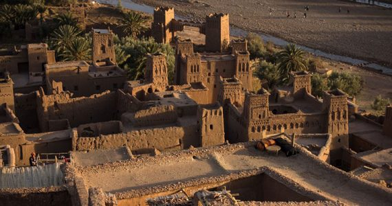 Marruecos Ait bin Hadu