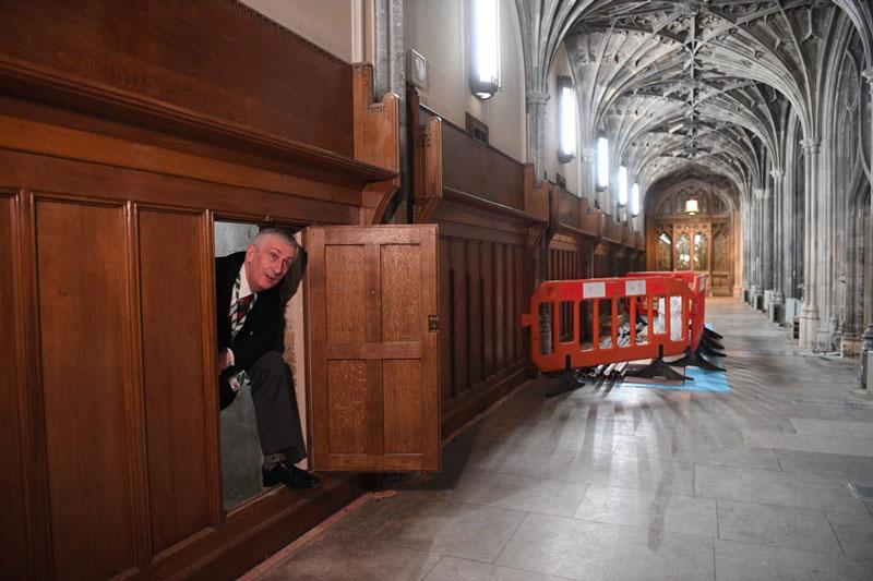 Westminster pasadizo