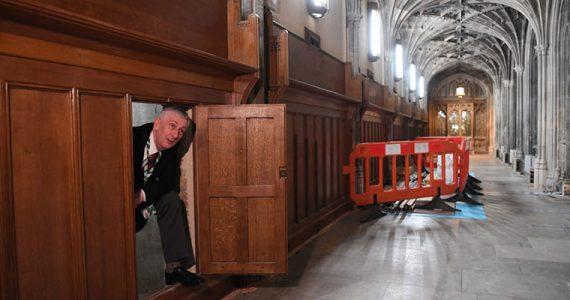 Pasadizo Westminster