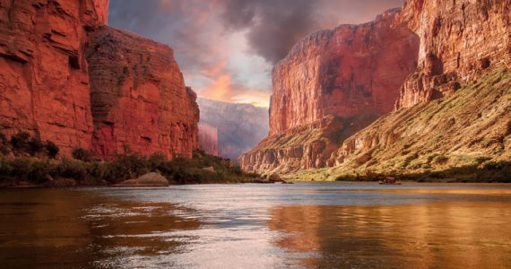 río Colorado Estados Unidos