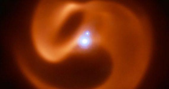 serpiente cósmica