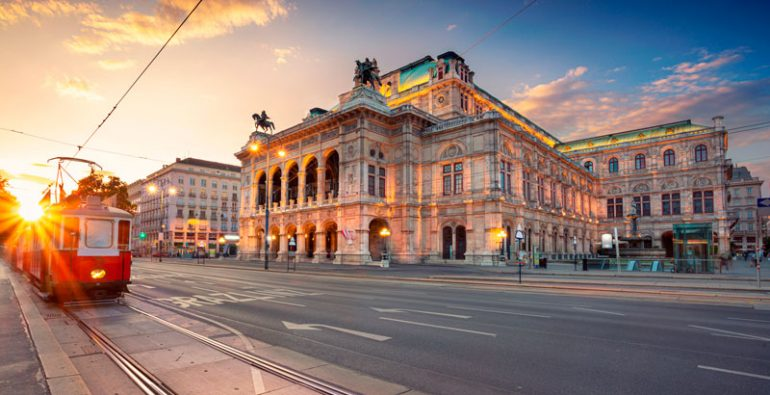 Viene Austria