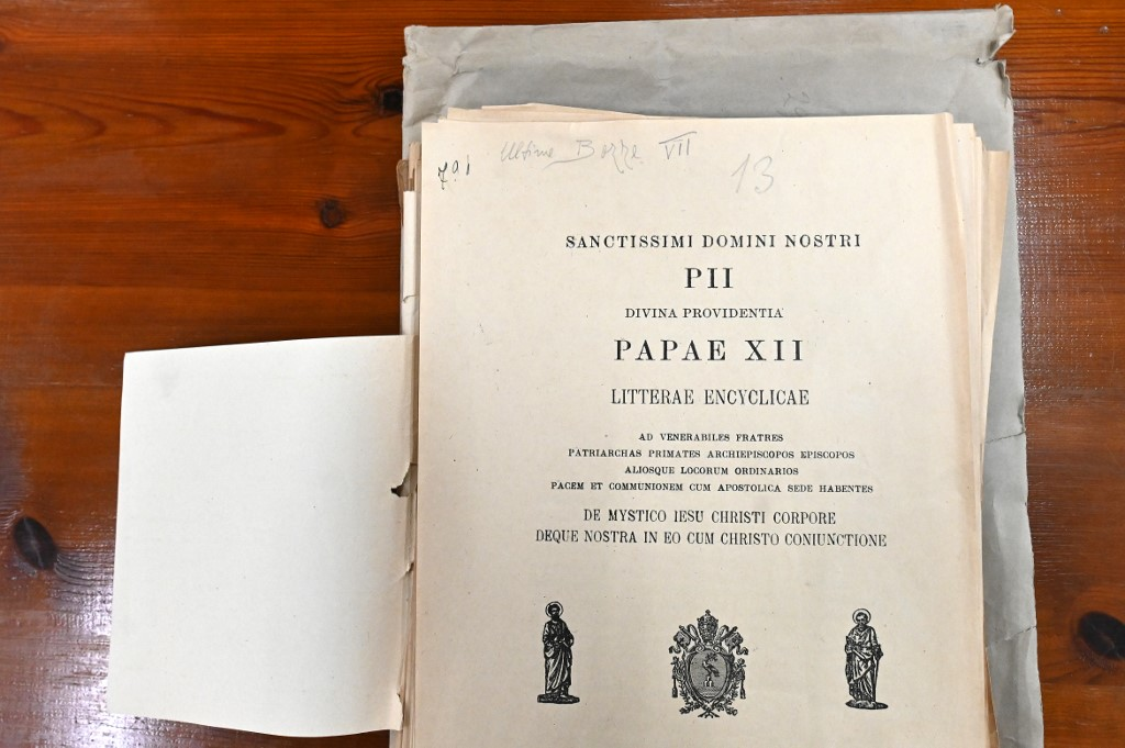 Pío XII Segunda Guerra Mundial