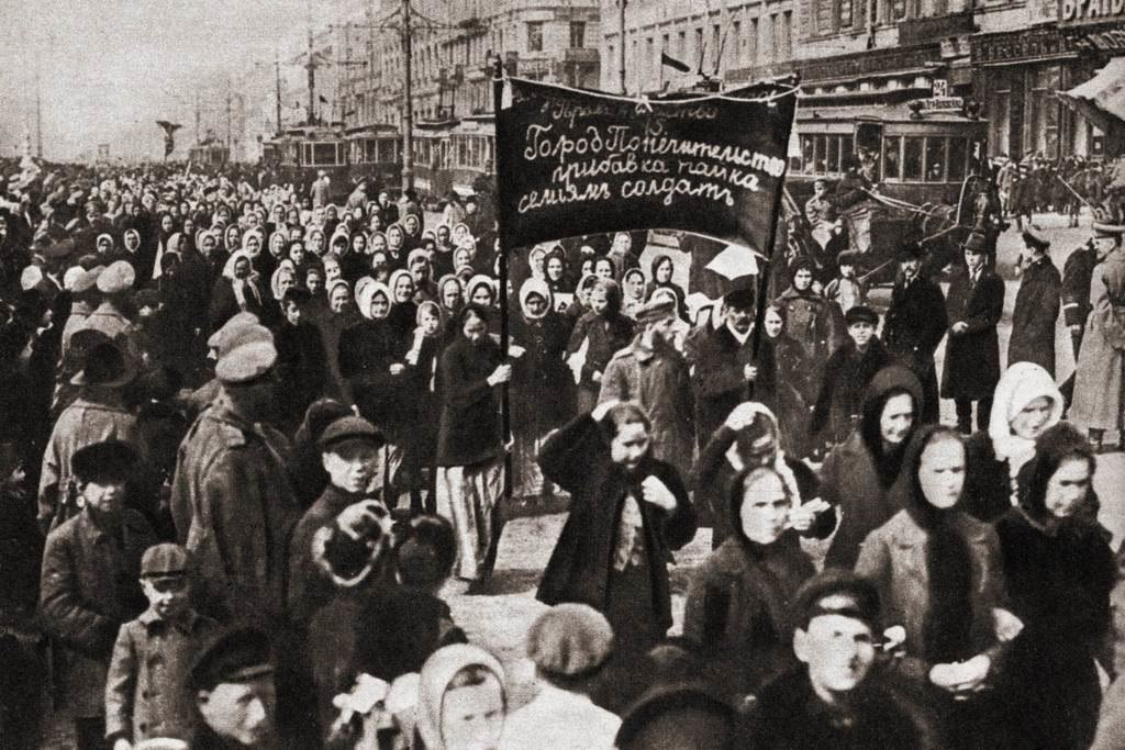 Rusia Día Internacional de la Mujer