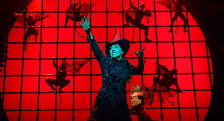 Broadway Nueva York Wicked