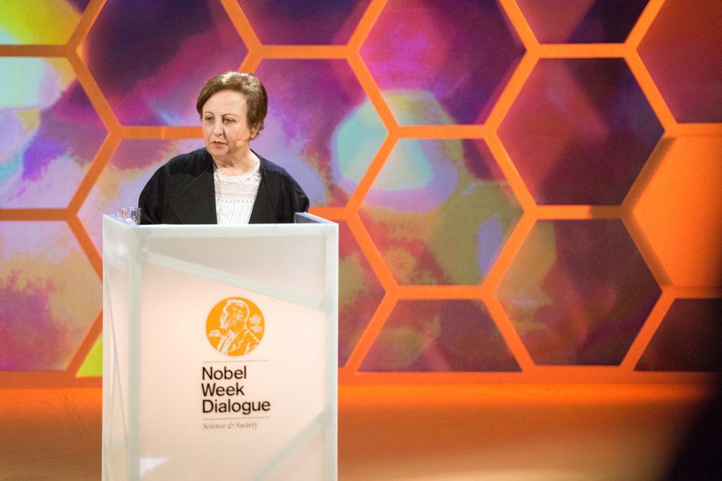 Shirin Ebadi mujeres