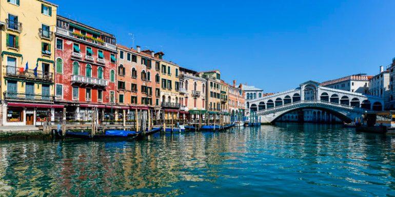 Venecia canales