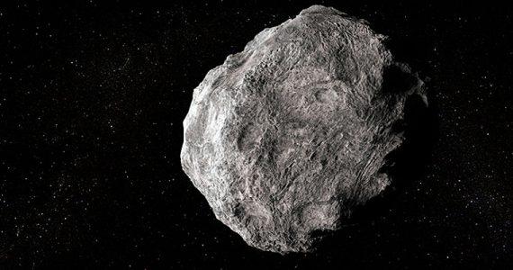 asteroide Espacio