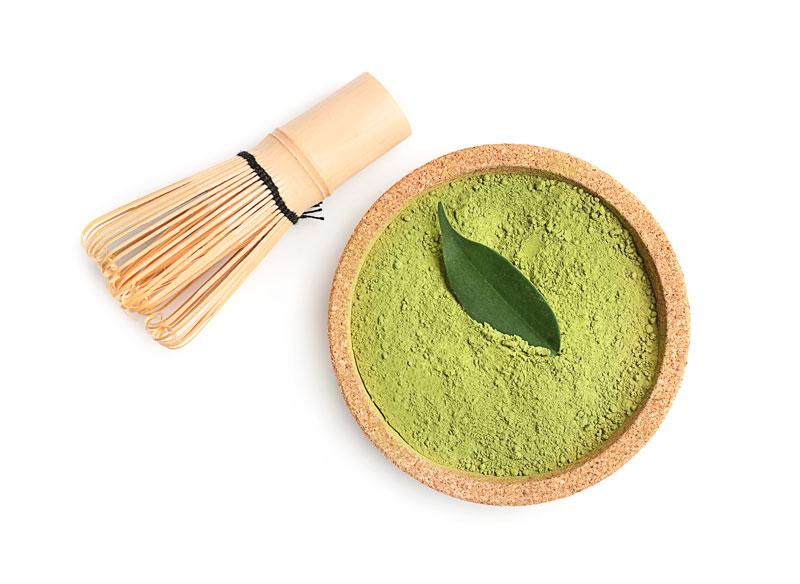 Té Verde matcha ceremonia del Té