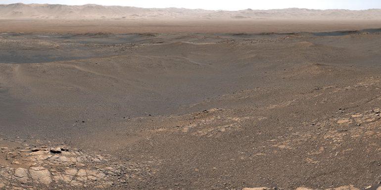 Marte Panorámica