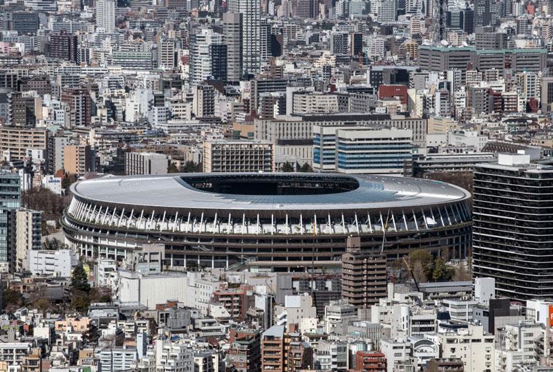 estadio principal Juegos Olímpicos de Tokio