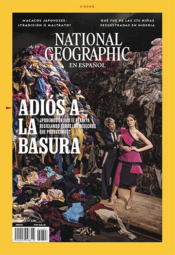 National Geographic Marzo 2020