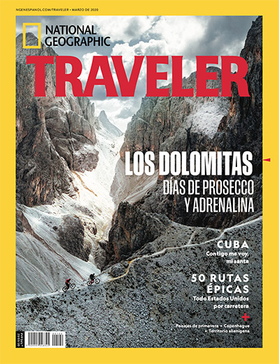 National Geographic Traveler Marzo 2020