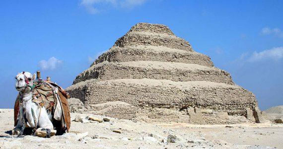pirámide Zoser Egipto