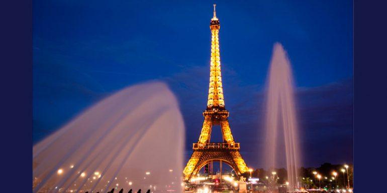 Torre Eiffel París