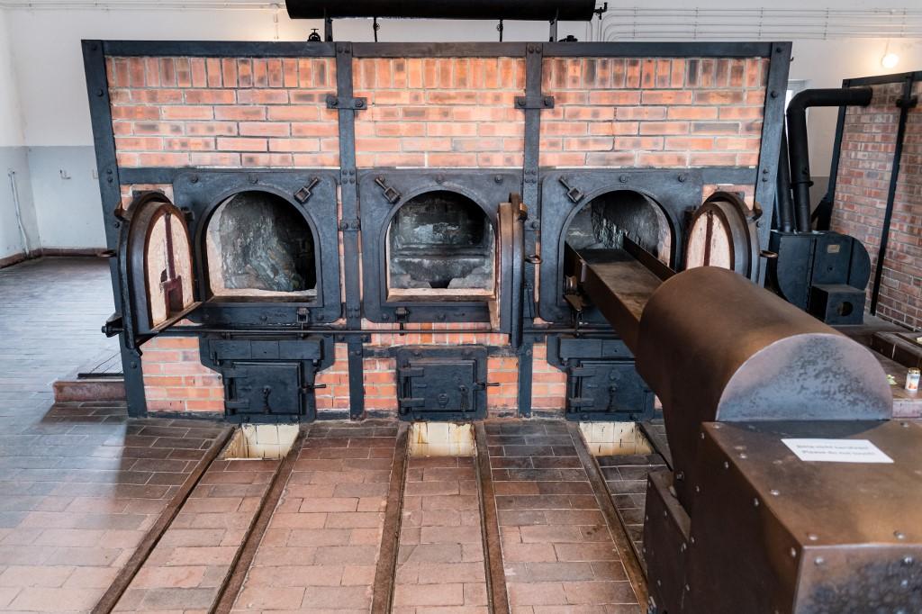 hornos crematorios Heinrich Rotmensch Holocuasto Alemania Buchenwald