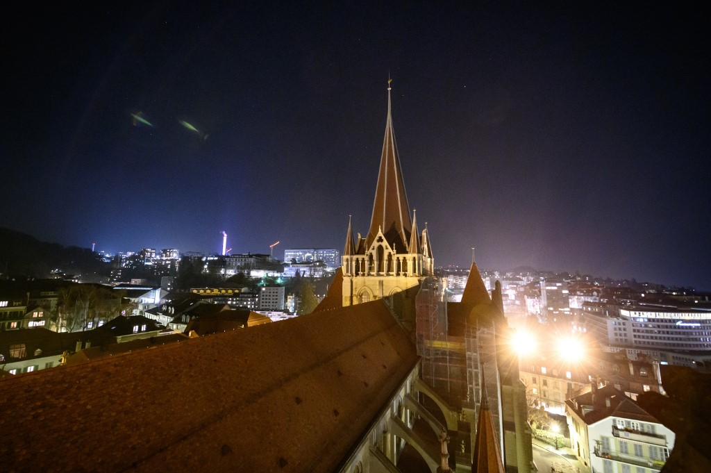 Catedral de Lausana