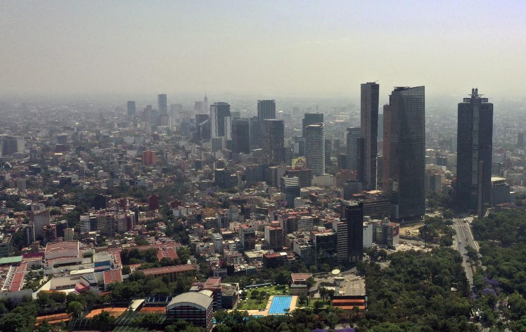 Ciudad de México esmog