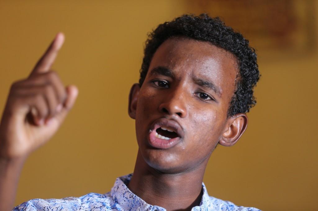 Yasuyoshi Chiba Mohamed Youssef Sudán