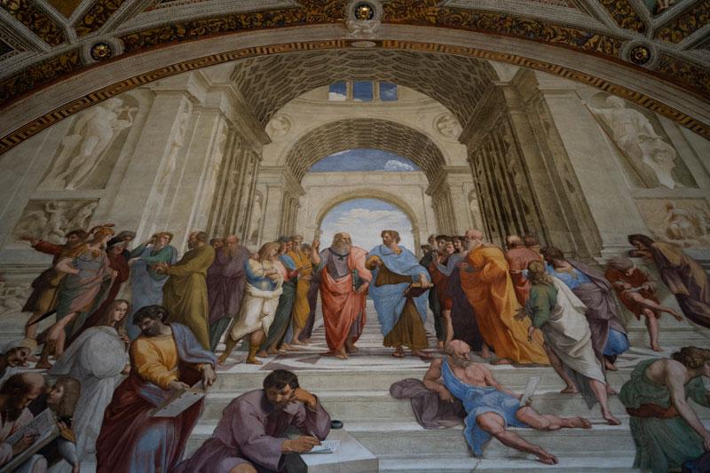 Vaticano Rafael