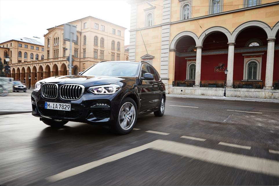 BMW potencia