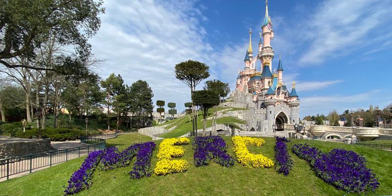 Disneyland París Disney Gracias