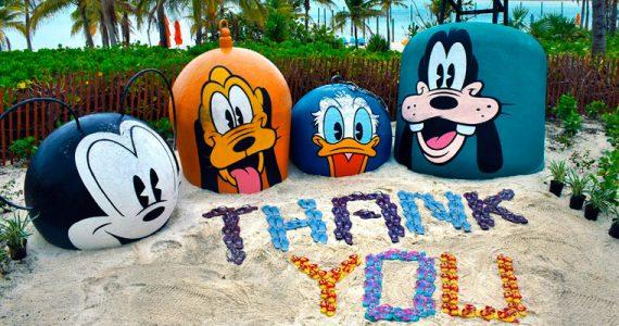 Gracias Castaway Cay