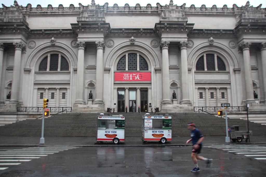 MET Museo de Arte Metropolitano Nueva York 150 años