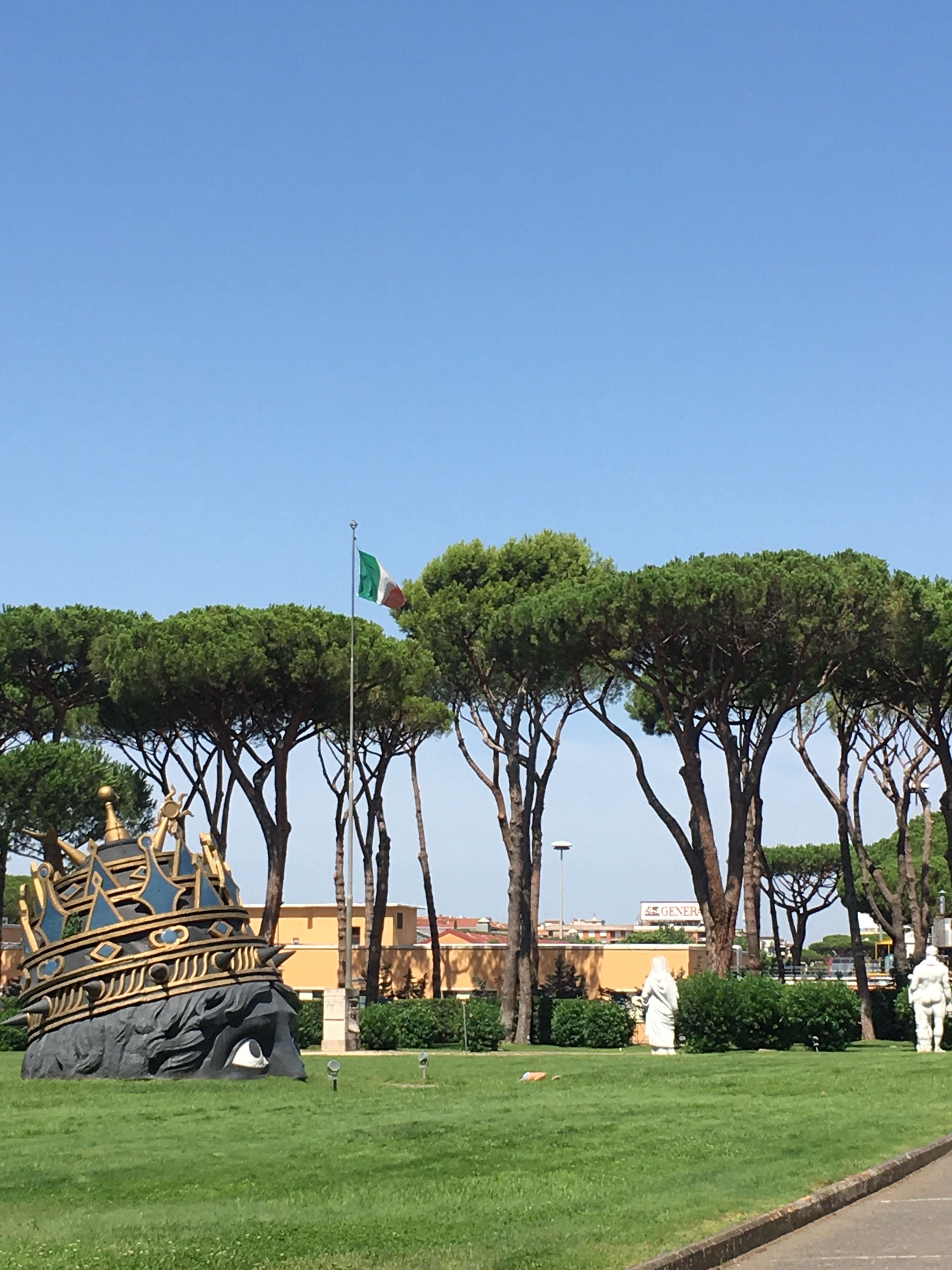 Cinecittà Roma Italia Casanova Federico Fellini