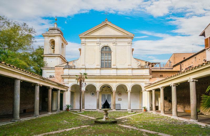 Basílica de San Clemente de Letrán Italia