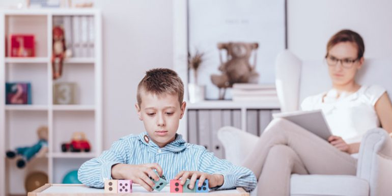 Trastornos del espectro autista autismo
