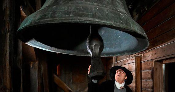 Campanero campana Suiza