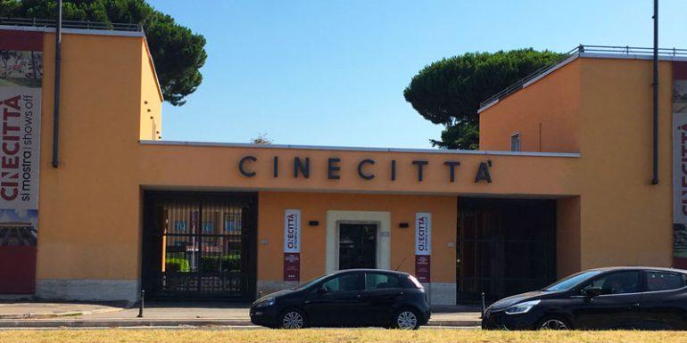 Roma Italia Cinecittà Federico Fellini