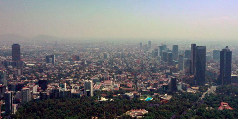 Ciudad de México contaminación